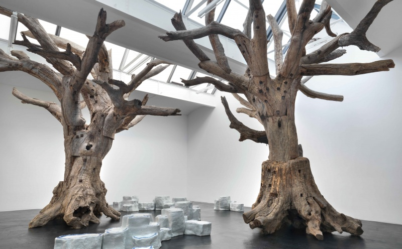 Ai Weiwei at The Israel Museum