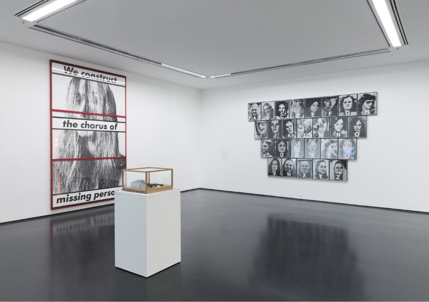 Barbara Kruger at the Museum of Contemporary Art