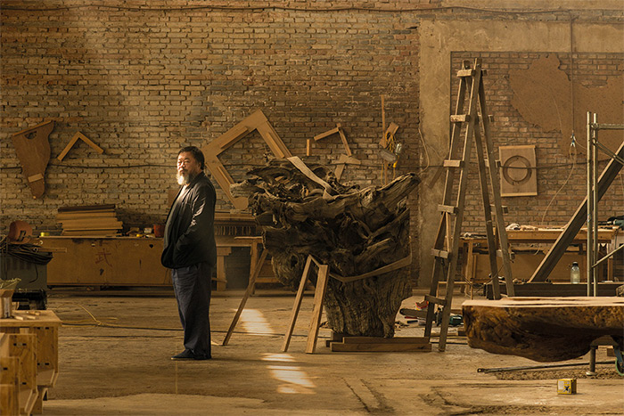 Ai Weiwei at Royal Academy of Arts
