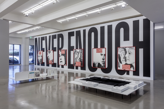 Barbara Kruger at Sprüth Magers