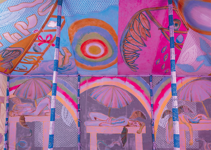 Francesco Clemente at Carriageworks