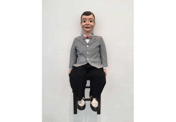 Laurie Simmons Clothes Make the Man: Tell Me About It