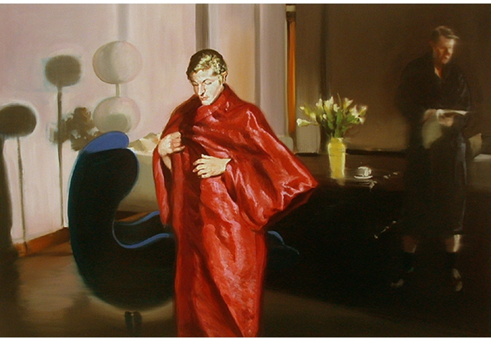 Eric Fischl Untitled (Living Room)