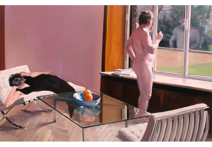 Eric Fischl Untitled (Sunroom)