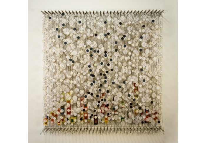 Jacob Hashimoto Circumstances and Coincidences
