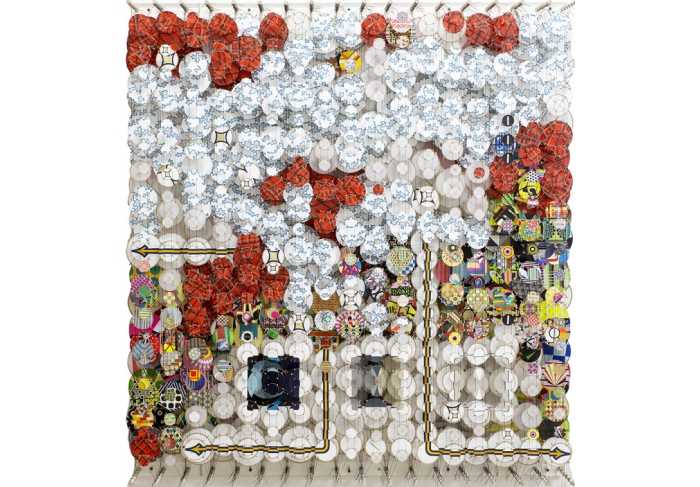 Jacob Hashimoto The Long Anticipation of Winter