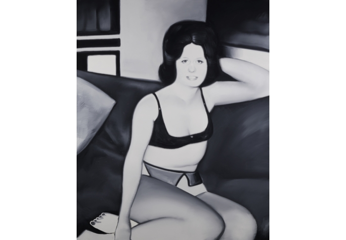 Mature white lingerie gallery — img 6