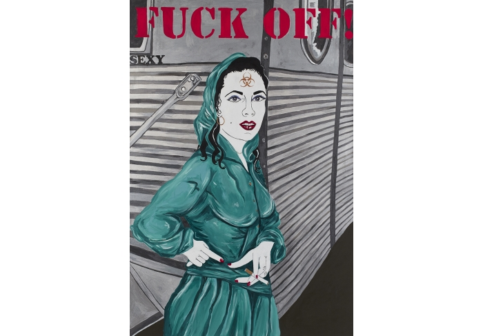 Fuck Off: from the Liz Taylor Series (Raintree County)
